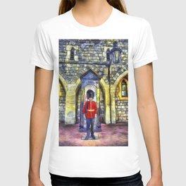Coldstream Guard Art T-shirt