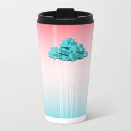 Concrete Cloud Travel Mug