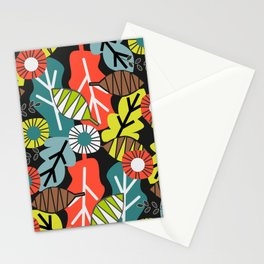 They fall in autumn Stationery Cards