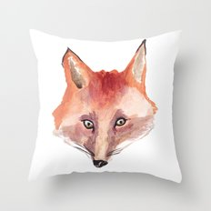 Brer Fox Throw Pillow