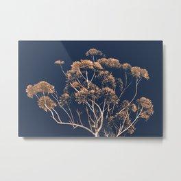 Botanical Decor Artwork Metal Print