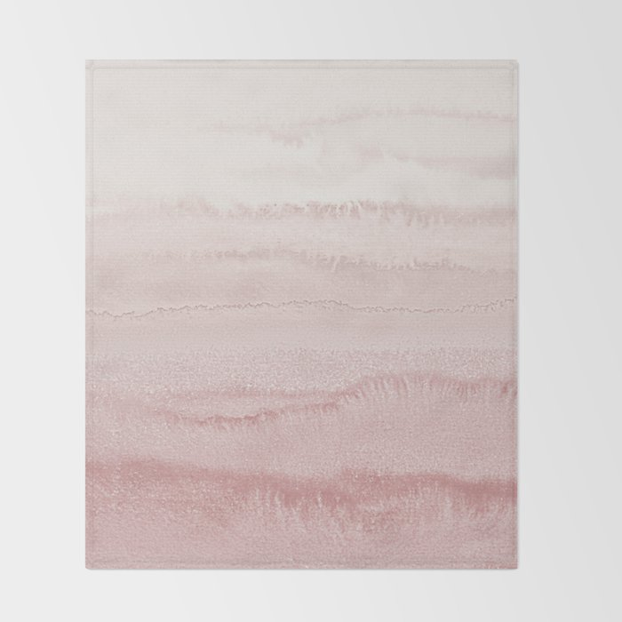 WITHIN THE TIDES - BALLERINA BLUSH Decke
