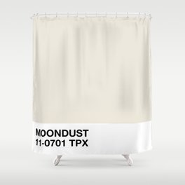 moondust Shower Curtain