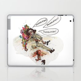 Annihilation! Laptop & iPad Skin