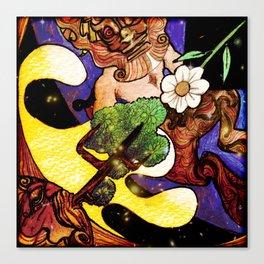 Root Religion Canvas Print