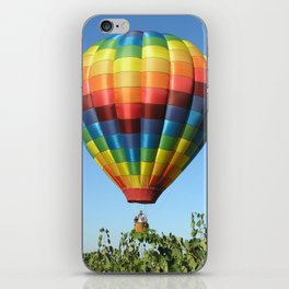 Balloon and Wine Case iPhone Skin