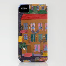 Inside Out Apartment iPhone (4, 4s) Slim Case