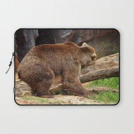 Teddy Bear At Rest 2 Laptop Sleeve