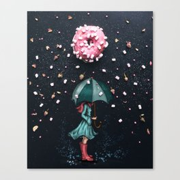 Sweet Rain Canvas Print