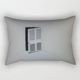 Are You Coming In or Going Out Rectangular Pillow