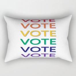 Suffrage Rectangular Pillow