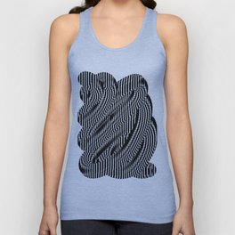 Op Art #1 Unisex Tank Top