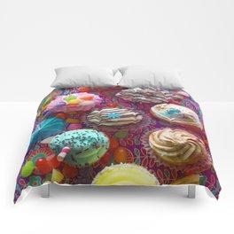 Cupcake du Jour Comforters