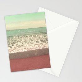 Ocean Dream I Stationery Cards