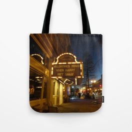 When Harry Met Sally Tote Bag