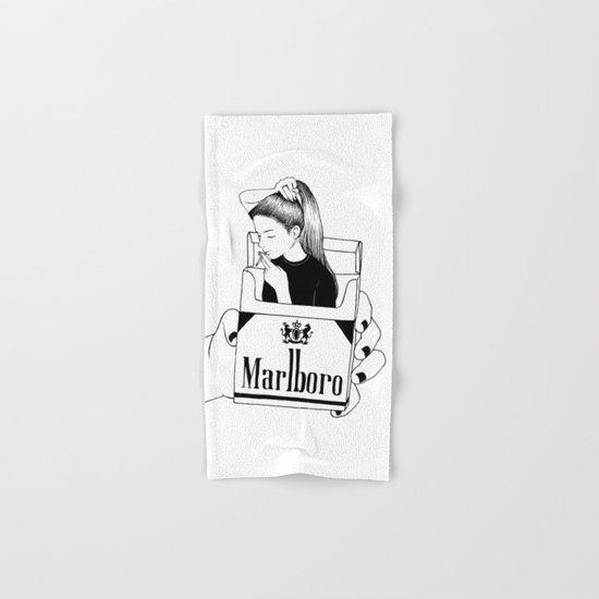 Smoke Hand & Bath Towel