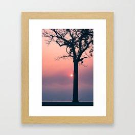 What If Framed Art Print