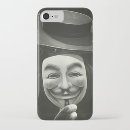 Anonymous II iPhone Case