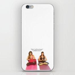 Namaste? iPhone Skin