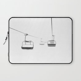 Lifts from and to nowhere Laptop Sleeve