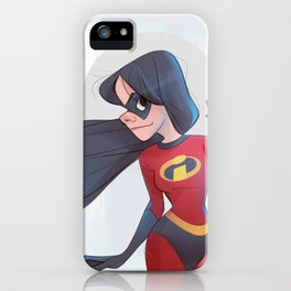 Vi iPhone Case