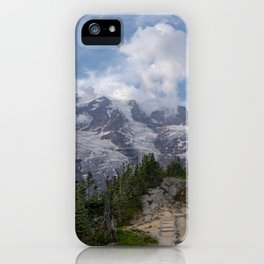 Pine Ridge iPhone Case