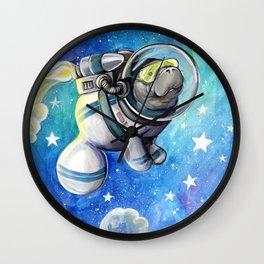 Space Man... atee Wall Clock