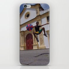 Frevo flight iPhone & iPod Skin