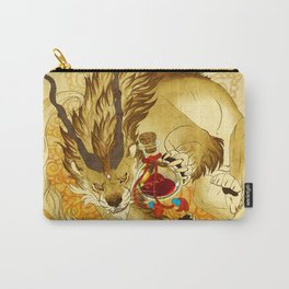 The Heart's Guard Carry-All Pouch