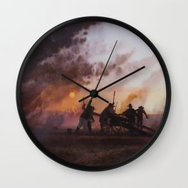 'Come and Take It' Wall Clock