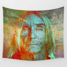 Iggy Wall Tapestry