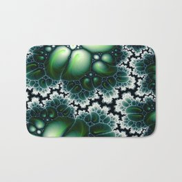 Featherscape Fractal Bath Mat
