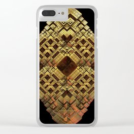 Emblem - The Hand of the King Clear iPhone Case