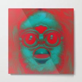 Furby M.I.A. - Matangi Metal Print