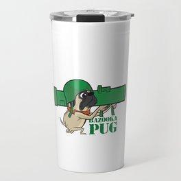 Hund Dog Bazooka Travel Mug