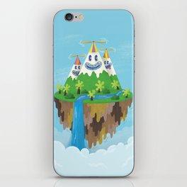 Flight of the Wild iPhone Skin
