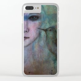A Spirit of Youth Clear iPhone Case