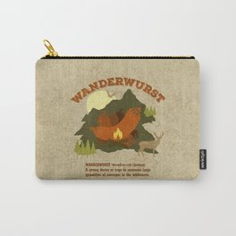 WanderWurst Carry-All Pouch
