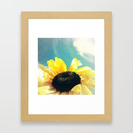 FLOWER 034 Framed Art Print