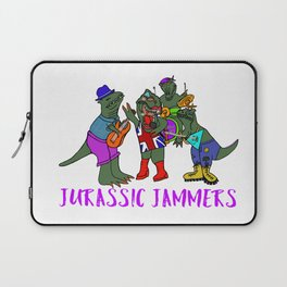Jurassic Jammers Laptop Sleeve