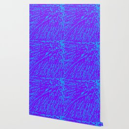 Purple Blue Abstract Wallpaper