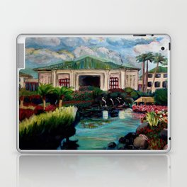 Kauai Grand Hyatt Resort Laptop & iPad Skin