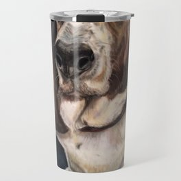 Mena Basset Travel Mug