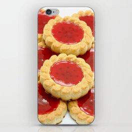 High calorie food iPhone Skin