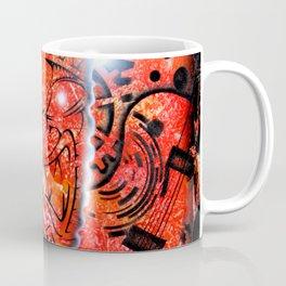 Lucky goes pop n 7 Coffee Mug