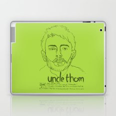 Uncle Thom Laptop & iPad Skin