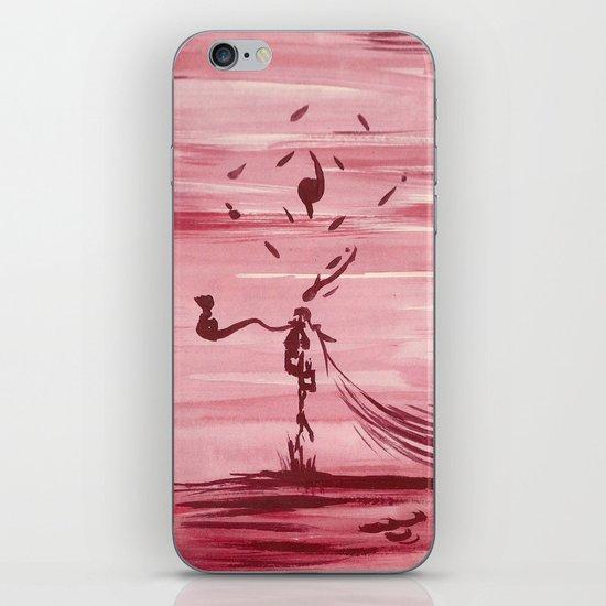 Hiroshima iPhone & iPod Skin