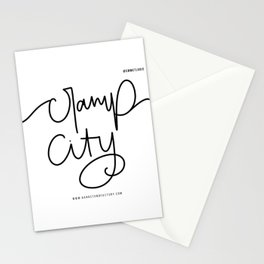 Cramp City Stationery Cards