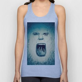 Rally Cry. Unisex Tank Top
