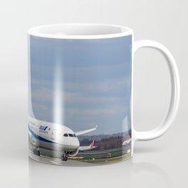 Dreamliner B787 Coffee Mug